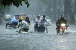 Mưa rào và dông trên cả nước, xuất hiện thời tiết cực đoan