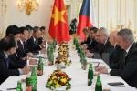 Chủ tịch nước dự Diễn đàn hợp tác kinh tế - du lịch Việt Nam tại Séc