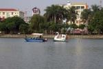 Lật thuyền đua, vận động viên canoeing thiệt mạng ở Hải Dương