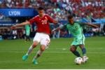 Ronaldo kiến tạo cho Nani ghi bàn đẳng cấp