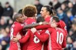 Ibrahimovic, Pogba ghi bàn, Man Utd thắng trận nhàn nhã