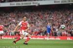 Trực tiếp Arsenal vs Chelsea