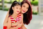 Con gái Trương Ngọc Ánh – Trần Bảo Sơn càng lớn càng xinh đẹp, sành điệu
