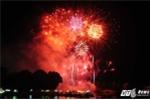 Hình ảnh lộng lẫy của Sài Gòn trong sắc màu pháo hoa mừng Quốc khánh