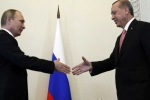 Có gì sau 'cái bắt tay tỷ đô' của Tổng thống Putin?