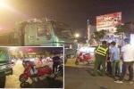 Tài xế, phụ xe tải bỏ chạy sau tai nạn chết người trên phố Hà Nội khiến dư luận phẫn nộ