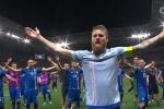 Màn ăn mừng nổi da gà của Iceland