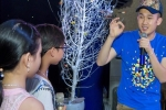 Dương Triệu Vũ mời Đàm Vĩnh Hưng dạy hát cho học trò