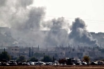 40 ngày Kobani chìm trong lửa đạn, gần 1.000 người chết