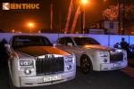 Dàn siêu xe Rolls-Royce Rolls-Royce mạ vàng biển 'khủng' nhất Việt Nam