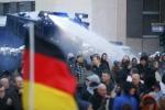 Biểu tình ở Đức biến thành bạo loạn