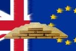 brexit gold