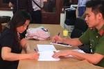 Người phụ nữ xưng nhà báo lăng mạ CSGT 'bố láo, làm ăn vớ vẩn' đến công an trình diện