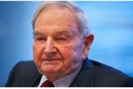 David Rockefeller, tỷ phú già nhất thế giới tròn 100 tuổi