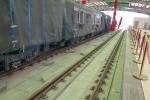 Tổng thầu đường sắt tuyến Cát Linh - Hà Đông được nhận 18,25 triệu USD