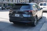 Mazda CX-8 bị bắt gặp dạo chơi trên phố