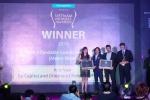 TNR Holdings Việt Nam và mối 'duyên' với các giải thưởng