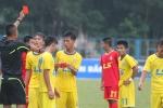 Video: U15 SLNA chơi bóng kiểu 'đao phủ', đốn gục cầu thủ U15 Viettel