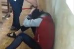 Nữ sinh bị bạn đánh hội đồng ngay trong lớp học vì ghen tuông