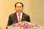 Chủ tịch nước: 'Đẩy mạnh toàn diện, đồng bộ công cuộc đổi mới đất nước'