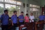 Bắt giam một chi cục trưởng thi hành án dân sự huyện