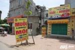 Ảnh: Hoa mắt, chóng mặt trong 'ma trận' biển quảng cáo ở Hà Nội