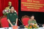 Trung tướng Phan Văn Giang, Ủy viên Trung ương Đảng, Tổng Tham mưu trưởng QĐND Việt Nam, Thứ trưởng Bộ Quốc phòng điều hành thảo luận
