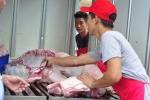 'Giải cứu heo' ở Đồng Nai: Chen nhau mua thịt giá rẻ