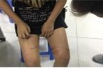 Truy bắt kẻ biến thái rạch đùi thiếu nữ trên phố Hà Nội