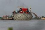 Khai thác cát lậu ở sông Đồng Nai: 'Dư luận phản ánh có cán bộ bảo kê'