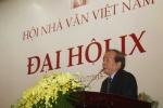 Nhà thơ Hữu Thỉnh: 20 năm làm Chủ tịch Hội Nhà văn Việt Nam