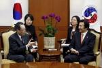 Chiến hạm Mỹ đến bán đảo Triều Tiên, Trung Quốc tới Hàn Quốc bàn vấn đề hạt nhân