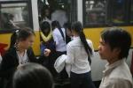 Mỗi xe buýt gắn 3 camera chống quấy rối tình dục