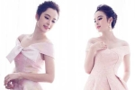 Angela Phương Trinh khoe vai trần quyến rũ