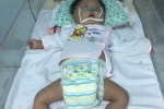 Xót xa bé gái sơ sinh mắc bệnh Down bị mẹ bỏ lại bệnh viện