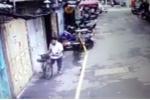 Video: Camera 'vạch mặt' kẻ trộm xe đạp của nữ du khách nước ngoài phượt xuyên Việt