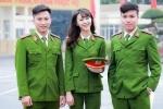 Học viện Cảnh sát nhân dân thông báo ngưỡng điểm đăng ký xét tuyển đại học hệ chính quy