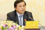 Tổng thư ký Quốc hội: 'Ông Võ Kim Cự có sức khỏe yếu xin thôi ĐBQH là bình thường'