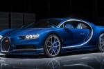 Siêu xe Bugatti Chiron sẵn sàng lộ diện với diện mới