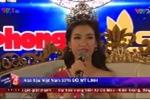 Tân Hoa hậu Việt Nam 2016 chia sẻ cảm xúc sau khi đăng quang