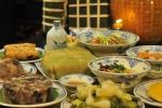 Mâm cơm tất niên hợp truyền thống, đảm bảo sức khỏe