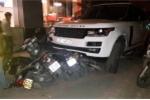 Kẻ cướp xe Range Rover tông liên hoàn trên phố Hà Nội sẽ bị xử lý ra sao?