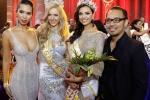 Ha Anh cung Miss Global 2