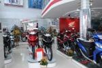 Thị trường xe máy Việt thời ế ẩm: Đến Honda cũng không thể mỉm cười