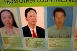 Tổng cục trưởng Tổng cục Cảnh sát: 'Truy bắt bằng được Trịnh Xuân Thanh'
