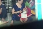 TP.HCM: Không chịu ăn, nhiều trẻ nhỏ bị bảo mẫu tra tấn