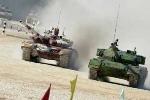 Clip: Xe tăng Trung Quốc Type 96 'vượt mặt' T-72 của Nga