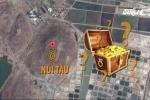 Tìm ra vị trí kho báu 4.000 tấn vàng tại núi Tàu, Bình Thuận?
