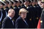 Thủ tướng Đức thăm Nga ngay sau Ngày kỷ niệm Chiến thắng Phát xít