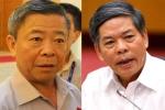 Ban Bí thư kỷ luật các ông Võ Kim Cự, Nguyễn Minh Quang